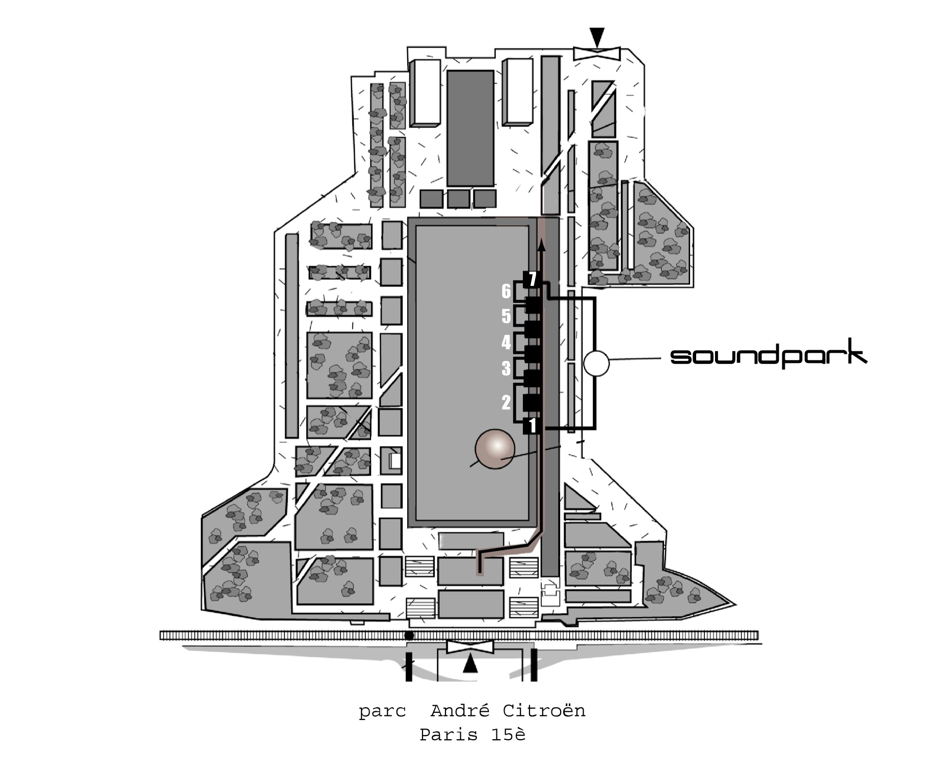 Mu_Soundpark 2006 plan