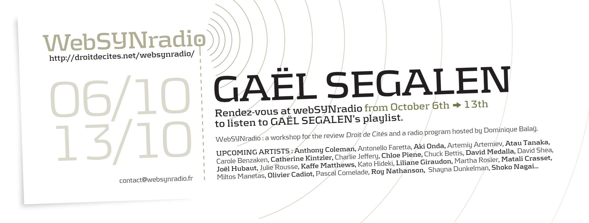 gael_segalen_websynradio-eng