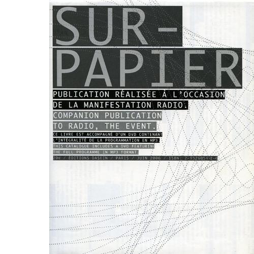Surpapier-Radio-Dasein