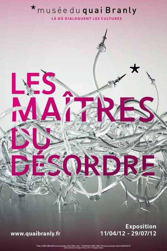 affiche_expo_les_Maîtres_du_Désordre