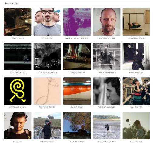 Sonospace gallery