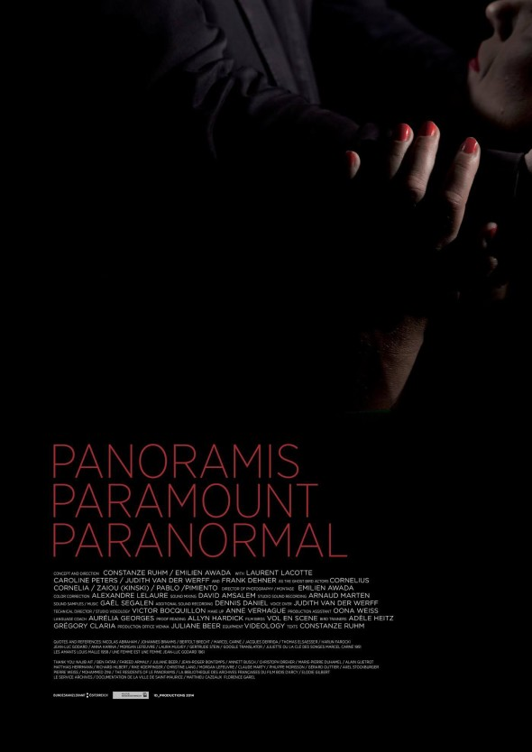 INVISIBLE PRODUCERS. KAPITEL 1- PANORAMIS : PARAMOUNT : PARANORMAL